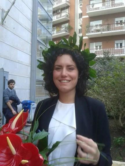 La Dottoressa Paola Guarneri.