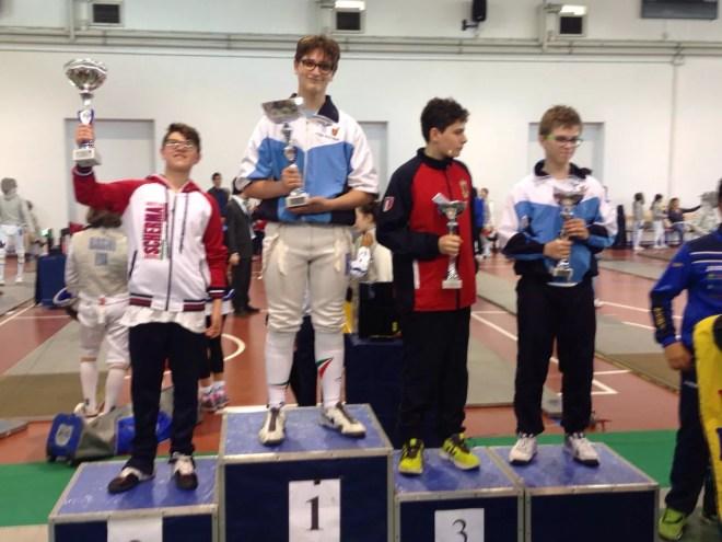 Campionato Regionale 23.05.2015 Adriano Gatti e Riccardo Mazzarano