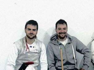 Damiano Rosatelli e Guido De Bartolomeo
