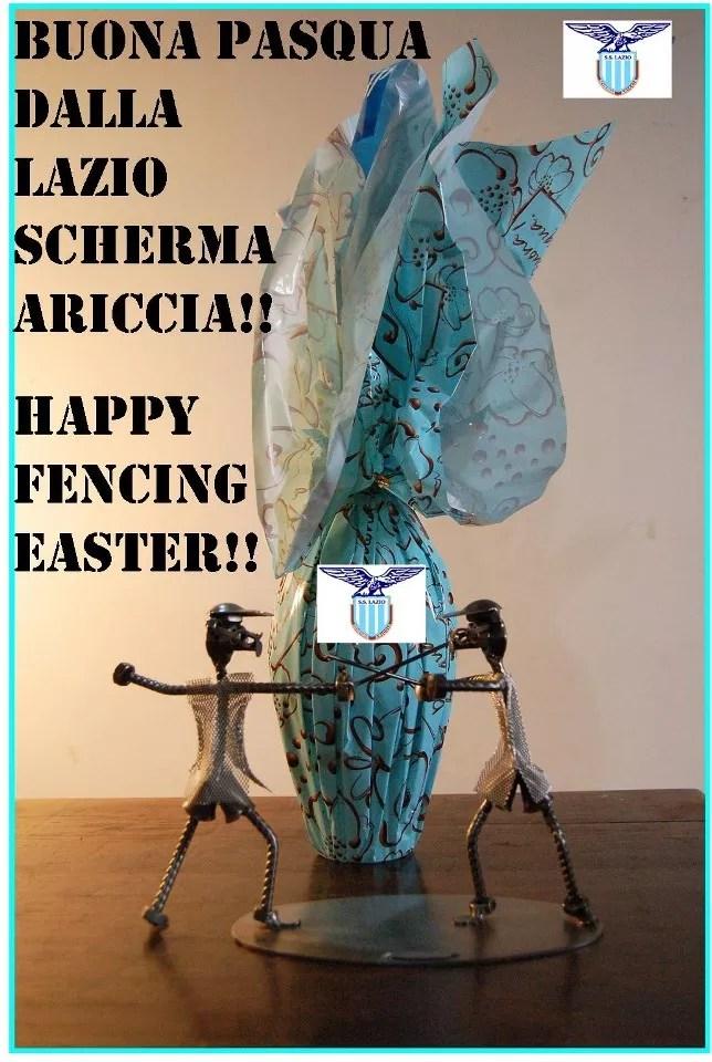 Pasqua-Lazio-Scherma