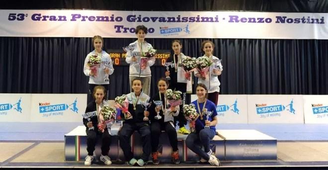 27.04.2016 Riccione GPG Alessia Piccoli (foto Bizzi per Federscherma)