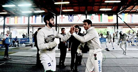 10.06.2016 Roma Campionati Italiani Assoluti  Nicola Possenti (foto G.Cerasari)