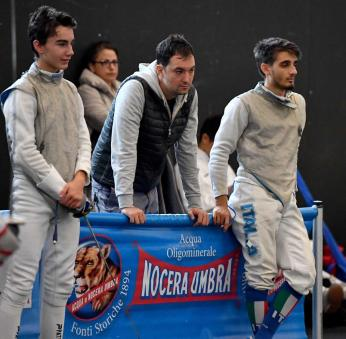 Erba 07.10.2016  1^ prova nazionale di qualificazione open Guido De Bartolomeo (foto Bizzi per Federscherma)