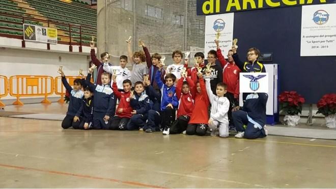 Trofeo Stelle di Natale  edizione 2016 (foto V.Castrucci)