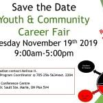 Save the Date-Career Fair AD
