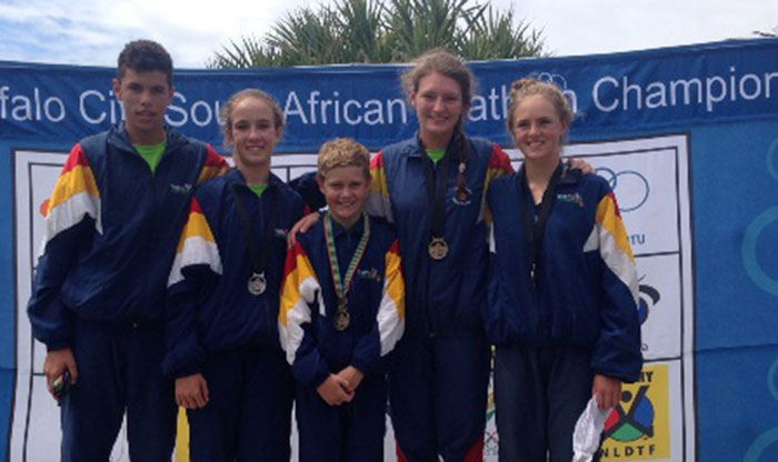 Zimbabwe Triathlon Juniors