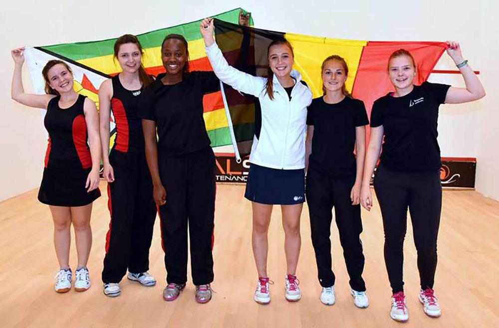 Zimbabwe Girls Squash