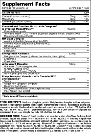 animal-pump-nutritional-information