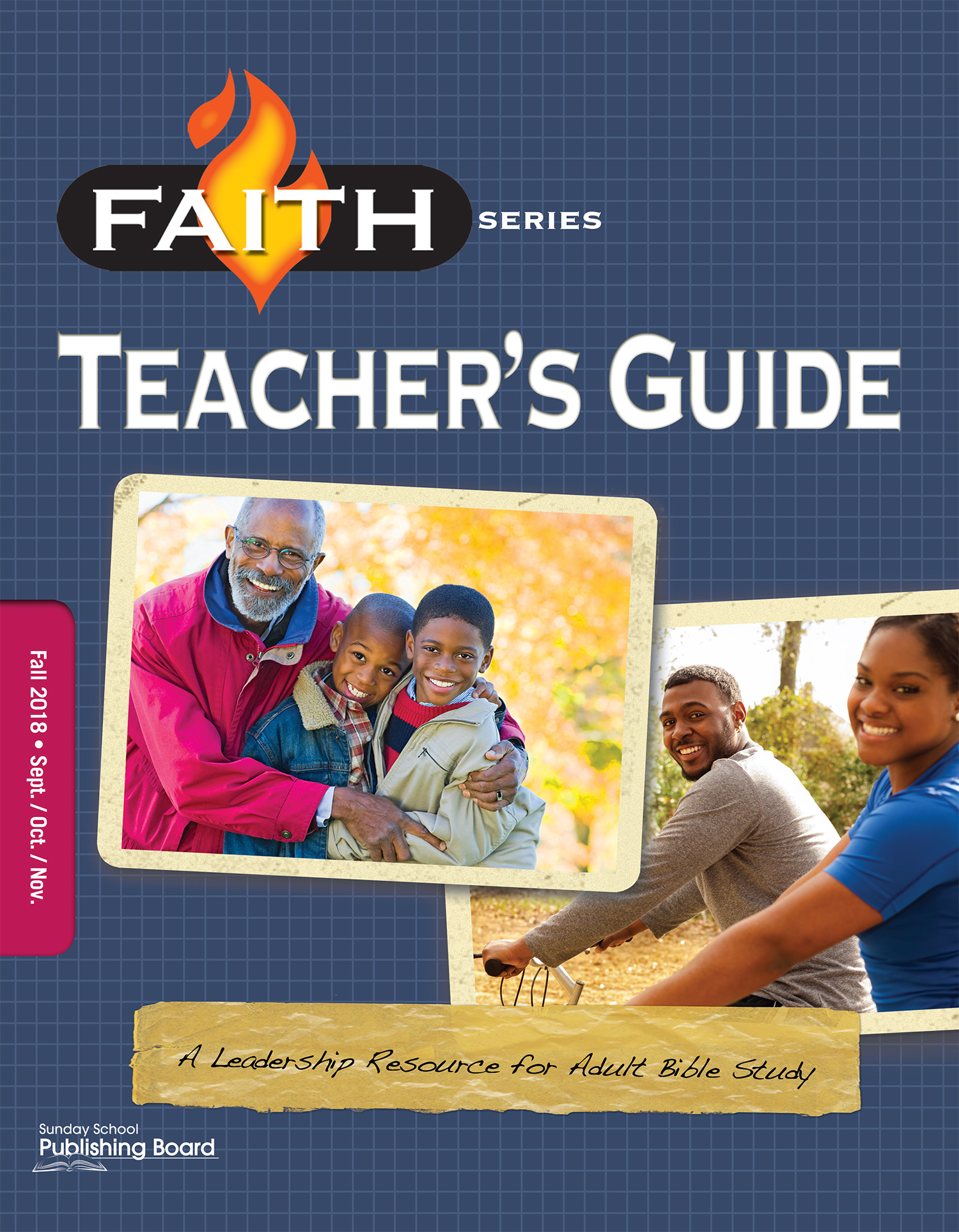 Faith Series Adult Teacher S Guide Leadership Resource For