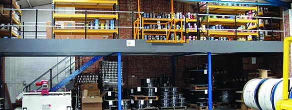 The Many Uses of Mezzanine Floors