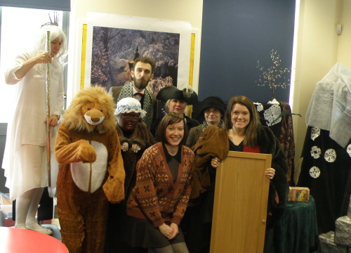World Book Day - Narnia