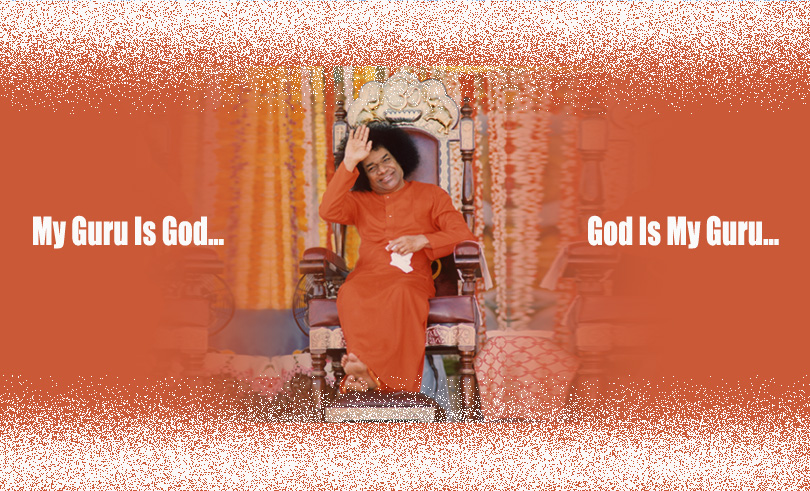 My Guru Is God…God Is My Guru…