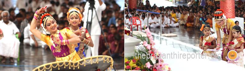 Sri Sathya Sai Vidya Mandir, Hyderabad Dance Programme….