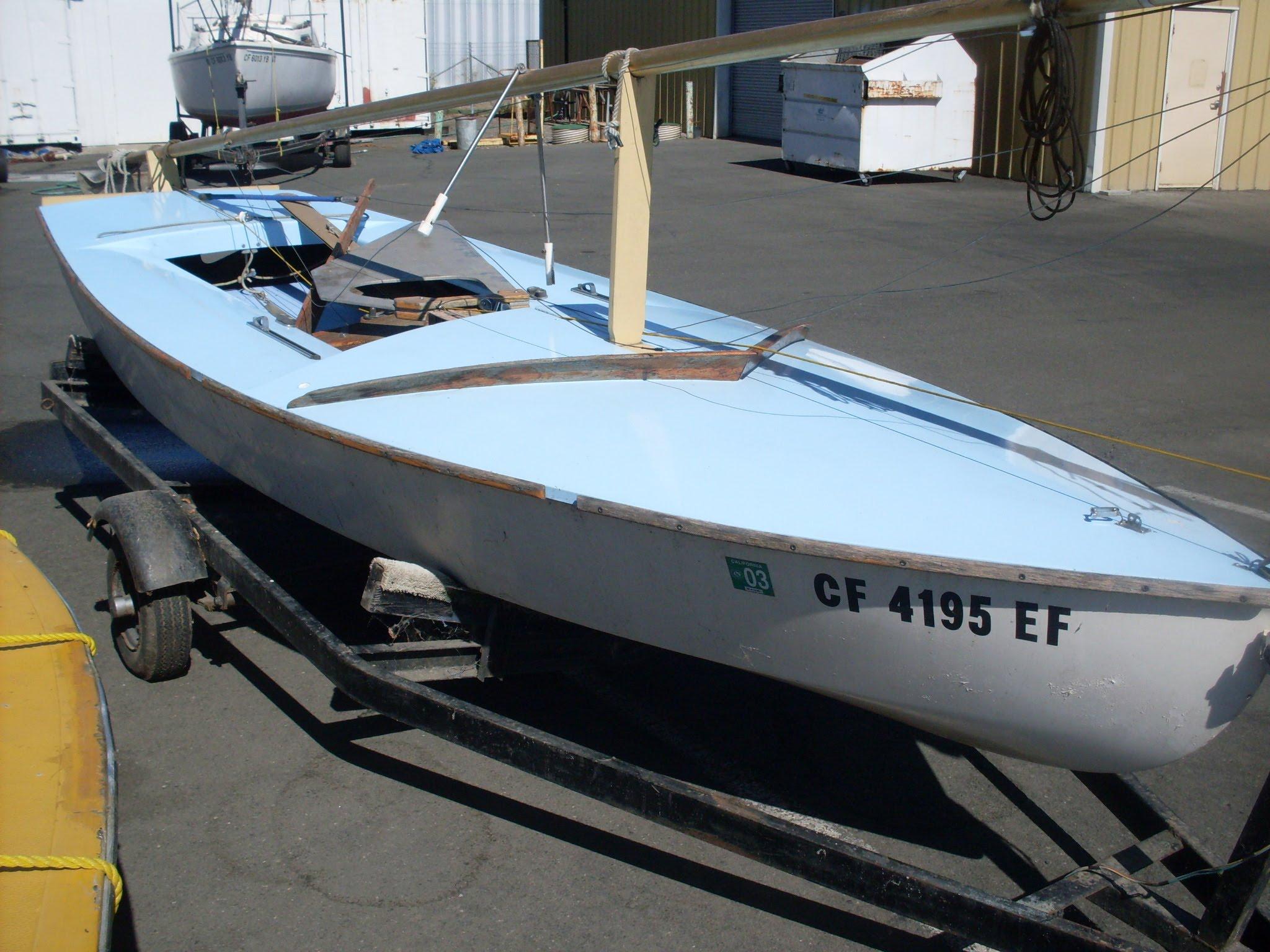 Ford Lightning Parts Craigslist  fiberglass snipe sailboat