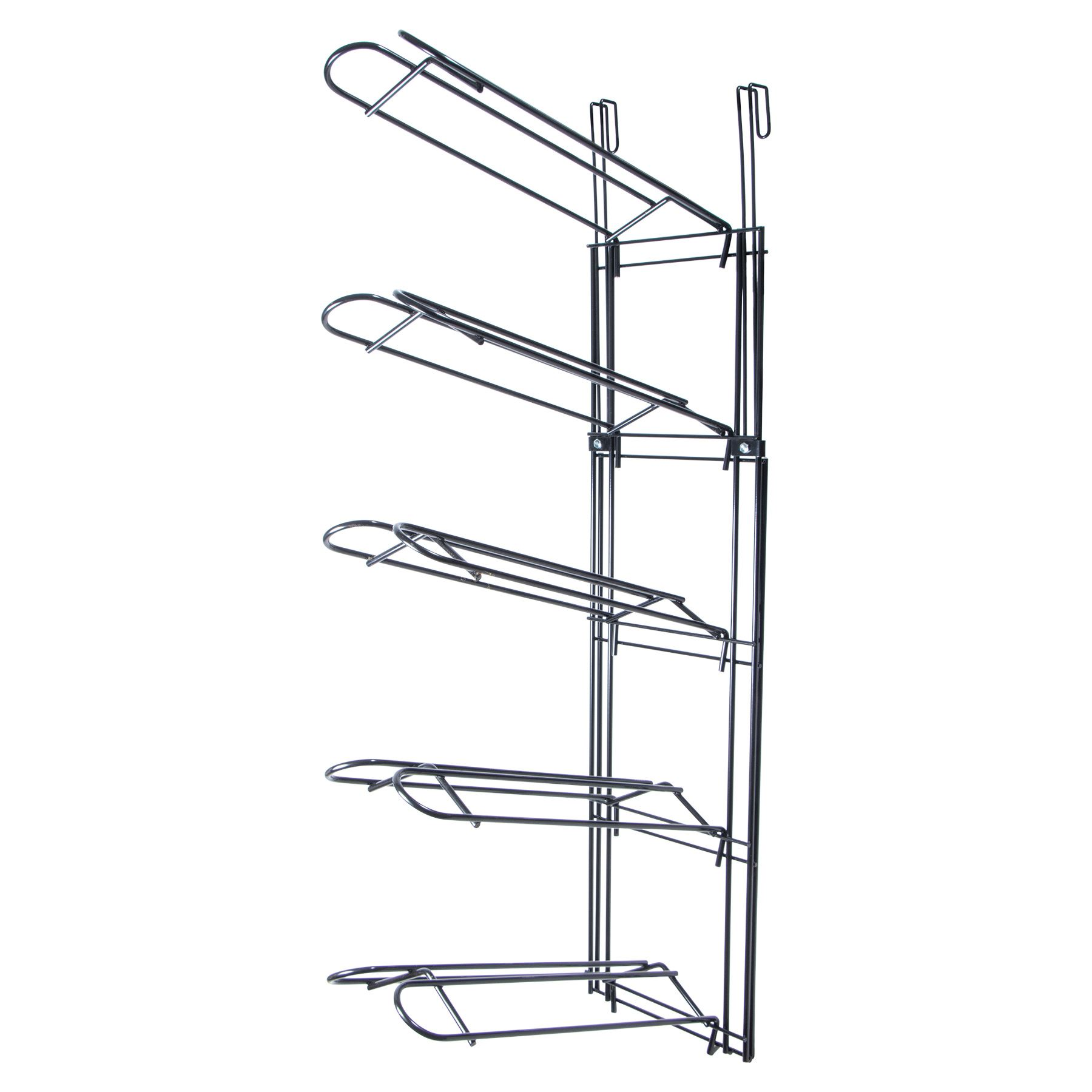 easy up 5 tier interchangeable saddle rack system