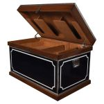 Horse Fare Large Vinyl Wood Tack Trunk Schneiders Saddlery