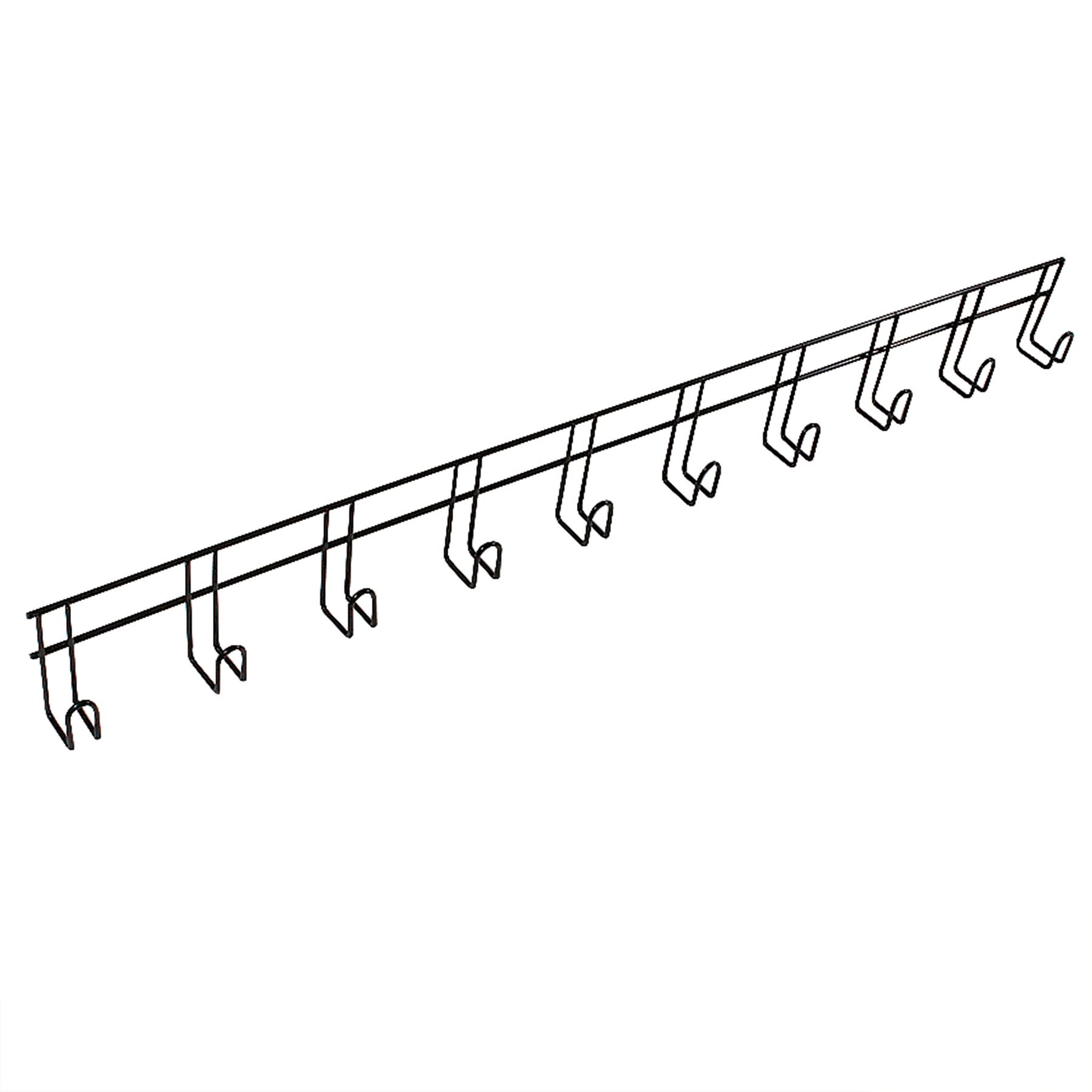 Easy Up 10 Hook Tack Rack In Stable At Schneider Saddlery