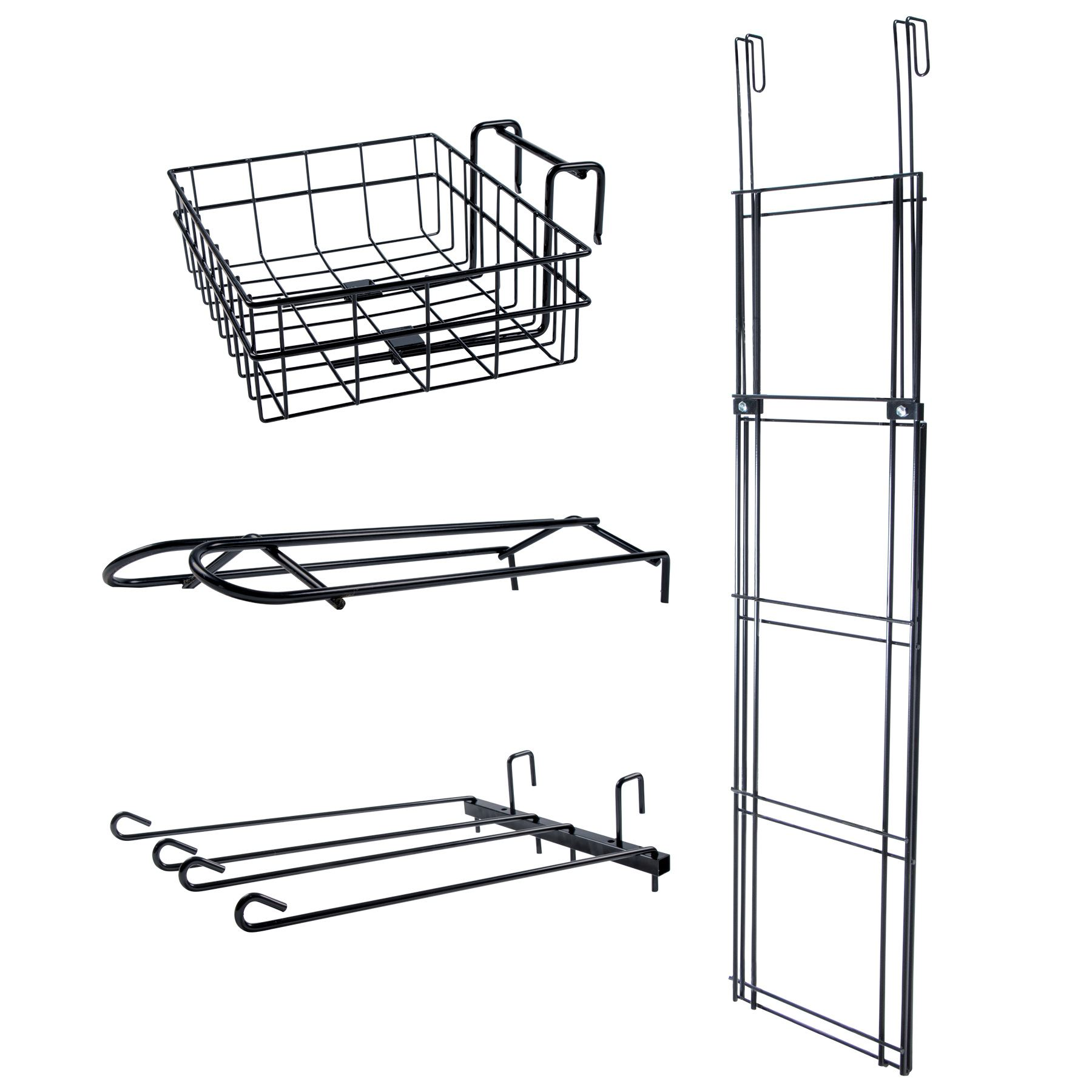 Easy Up 5 Tier Main Frame System In Saddle Racks Carts