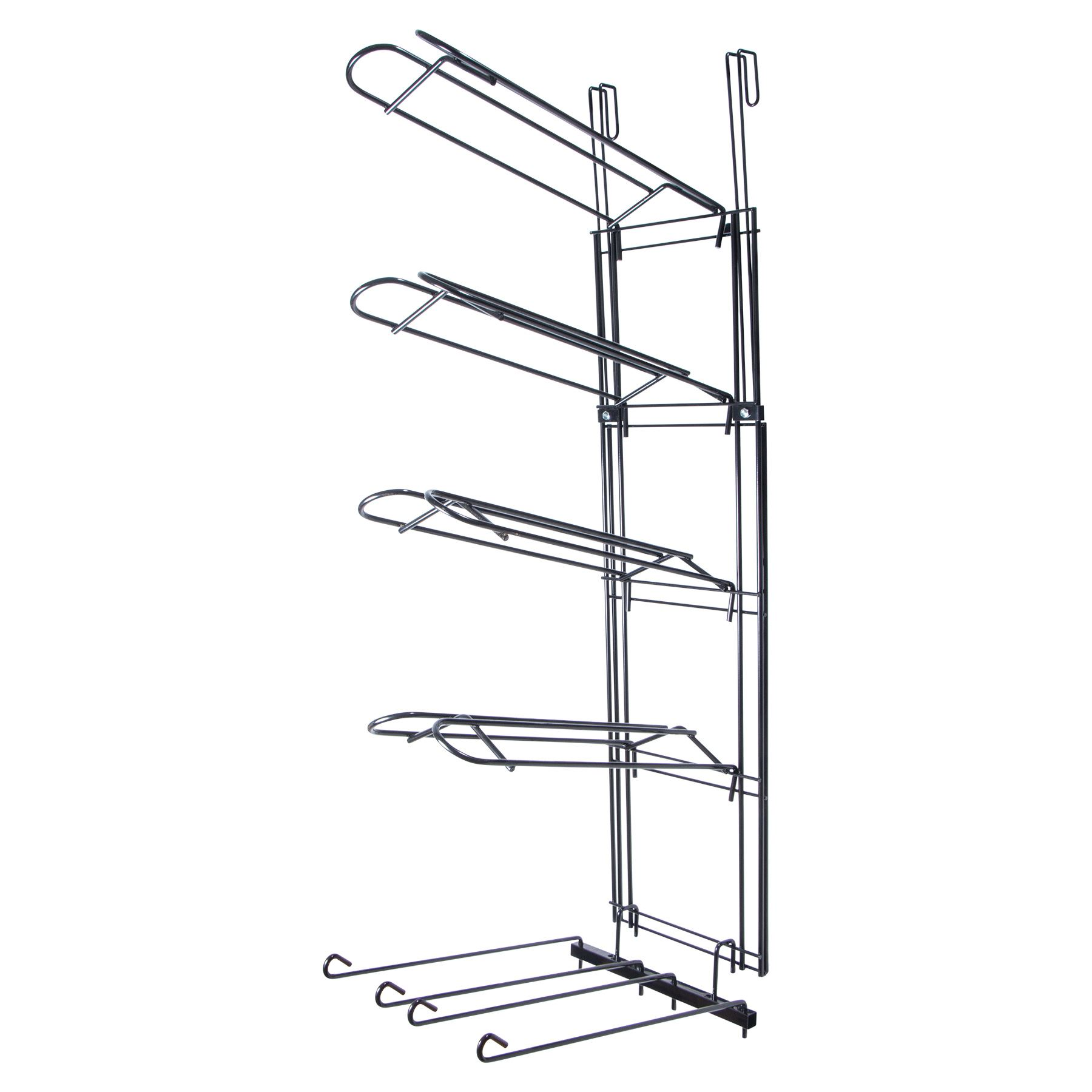 Easy Up 5 Tier Main Frame With 4 Saddle Racks Amp Swing Arm