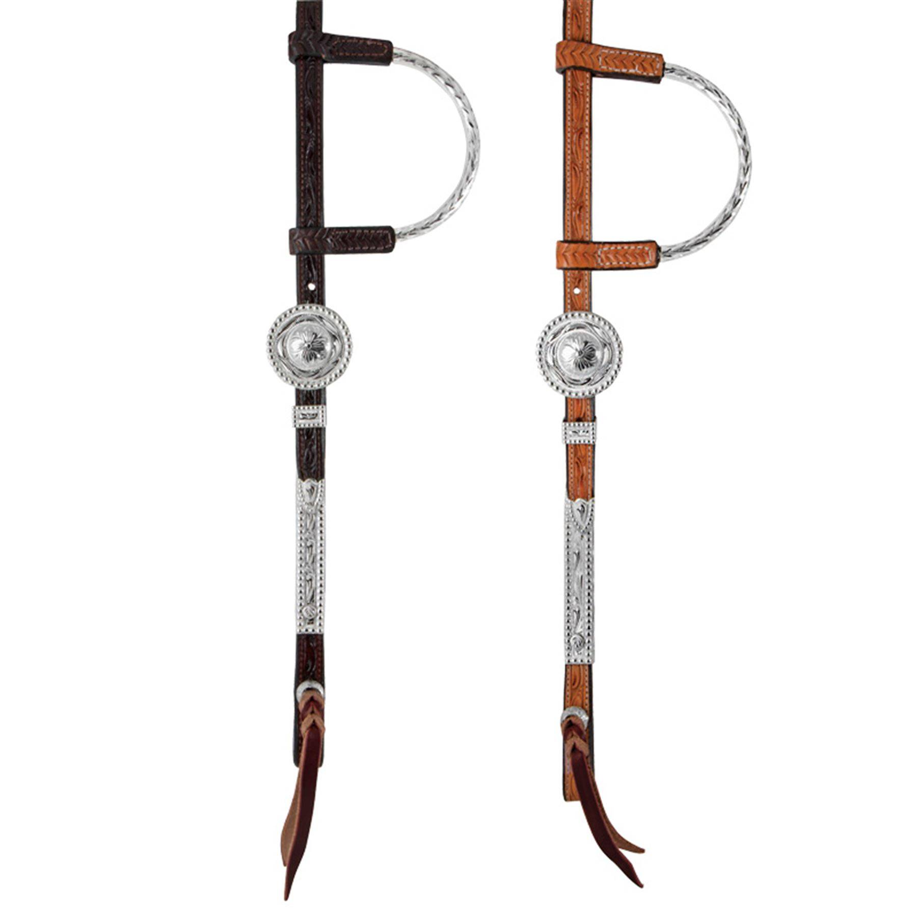 Billy Royal Texas Classic Two Ear Headstall