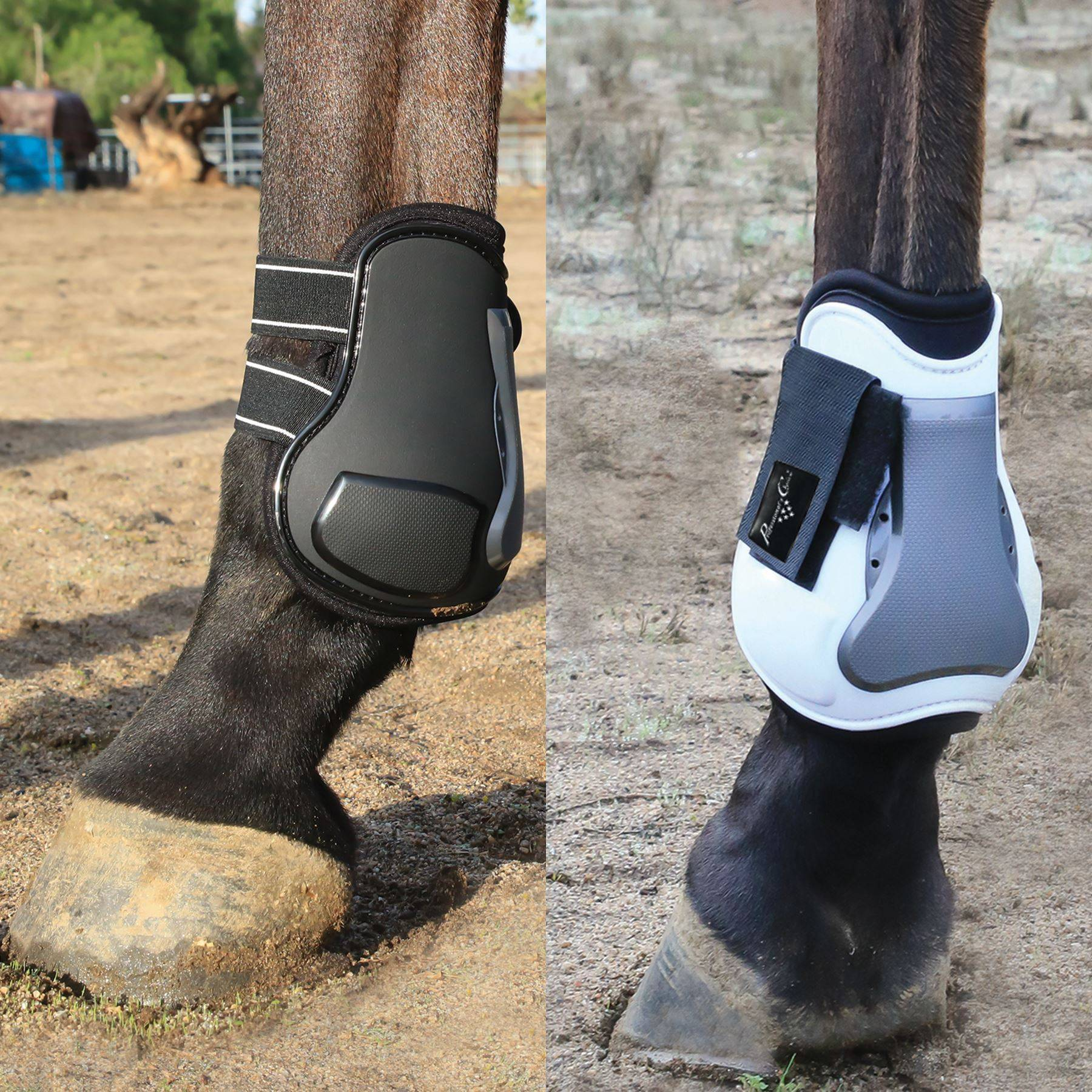 Professional Choice Horse Boots Colors