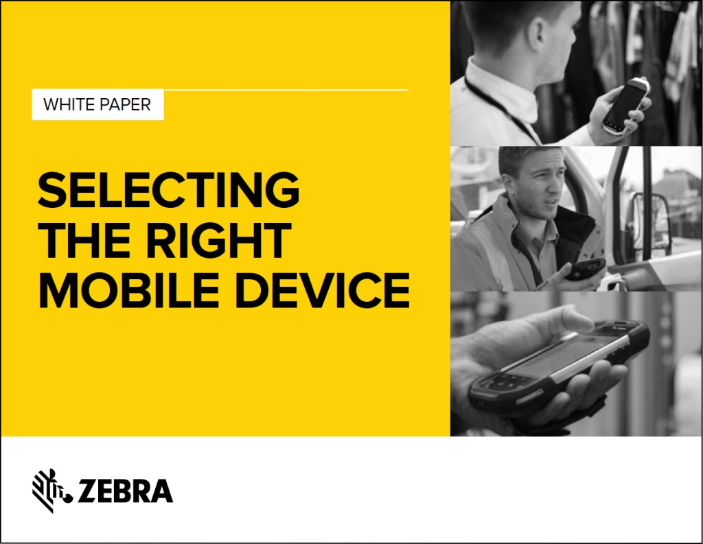 Mobile Device Selection Whitepaper