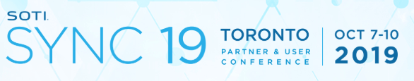 SOTI Sync 2019 Conference Banner