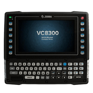 Zebra VC8300 Vehicle-Mount Computer