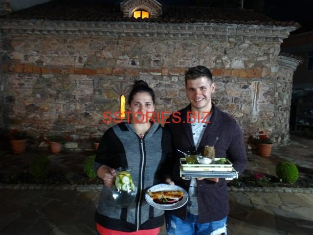 Близнаците готвачи изненадаха гостите с италиански ястия