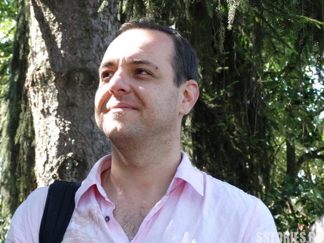 """Борислав Сандов от """"Зелените"""" е един от хората, които помагат на общината да върви по пътя на зелената икономика"""
