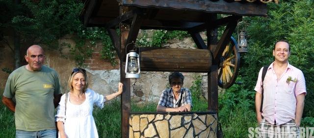 Бунарът в Байлово, който кметът на селото възстановява , четейки разказите на Елин Пелин. В селото предвиждат да се възстанови и блатото на Андрешко, където ще има и село с наколни жилища и заведение Ветрената мелница