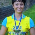 Eileen Anders - Gesamtsiegerin AK31-40