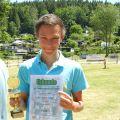 Hannes gewinnt über 5 km