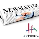 Aktueller Newsletter des SSV