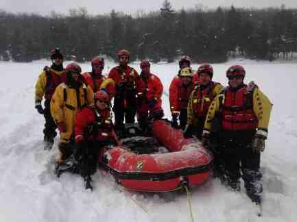 2014 MCFRS RRATS Training (Deep Creek Lake)