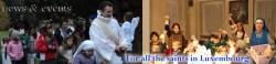SSVM Oratorio fiesta de todos los santos Luxemburgo