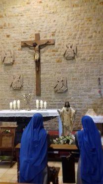 Sagrado corazón-SSVM-Blauwe-zusters-Heilige-hart-van-jezus
