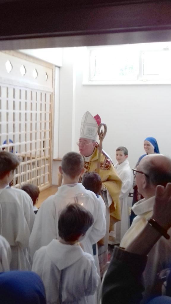 SSVM-Monasterio-Luxemburgo-Bendición de la clausura (6)