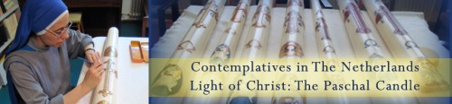 Light of Christ: The Paschal Candle – SSVM Valkenburg