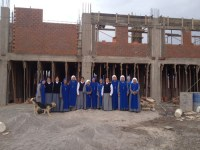 novitiate in peru work progress