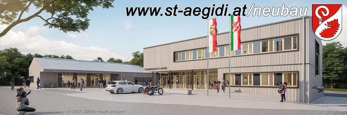 Permalink auf:Neubau Gemeindeamt u. Musikprobe