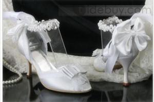 مجموعة صور لأرق أحذية العروس المميزة