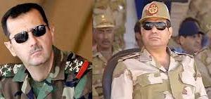 بشار الأسد: علاقتنا بمصر تحسنت كثيرا بعد مرسى ولكنها لم تصل للحد المطلوب