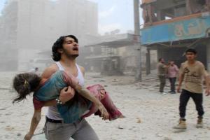 كي مون: محادثات اتفاق إجلاء المدنيين من شرقي حلب برعاية تركية روسية