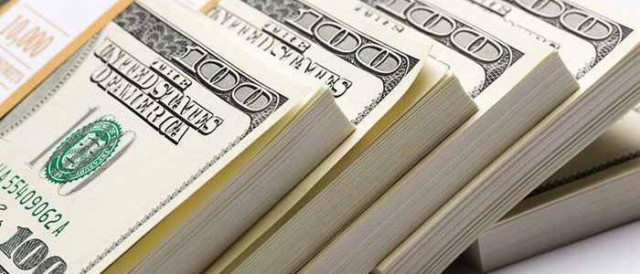 أسعار الدولار اليوم  فى مصر بنهاية تعاملات بعد انخفاضها ببعض البنوك