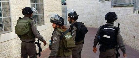اخطارات هدم على سكان البستان ببلدة سلوان جنوب القدس