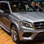 أسعار ومواصفات سيارة مرسيدس جي ال اس GLS موديل 2016