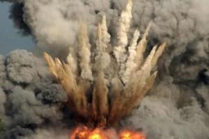 أشباح الموت تنتشل أكثر من 33 عامل صينى بعد إنفجار منجم فحم صينى