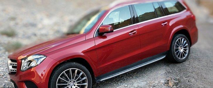 مراجعة فاحصة لسيارة مرسيدس GLS500