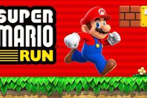 Super Mario Run تهدد تفوق لعبة Pokémon Go